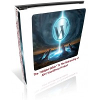 Ebook: Hidden-Bible To The Rebranding of ANY Wordpress Product