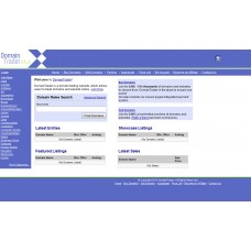 Script: Domain Trader