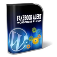 WP Plugin: Fakebook Alert