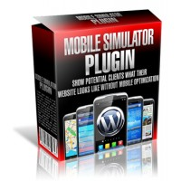 WP Plugin: Mobile Simulator