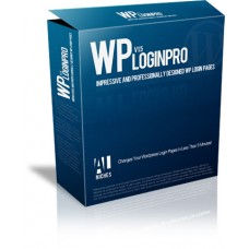 WP Plugin: Login Page Pro