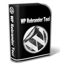 WP Plugin: Rebrander Tool