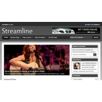 WP Theme: Streamline Enhanced