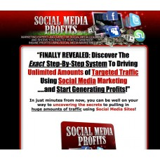 Video Training Website: Social Media Profits
