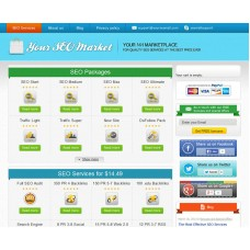 Reseller Website: SEO
