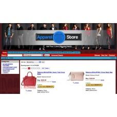 Amazon Website: Apparel Store