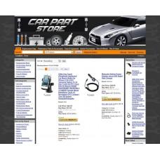 Amazon Website: Car Parts Store