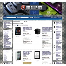 Amazon Website: Cellphone Store