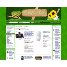 Amazon Website: Gardening Store