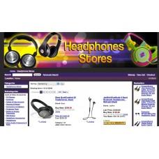 Amazon Website: Headphones Store