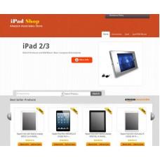 Amazon Website: iPad Store