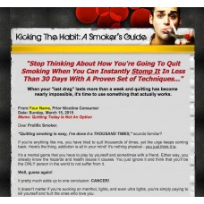 Ebook Website: Quit Smoking