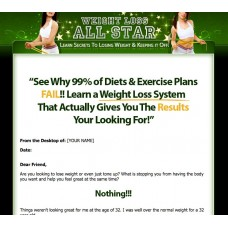 Ebook Website: Weight Loss All Star