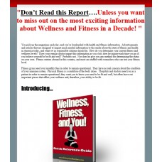 Ebook Website: Wellness Fitness