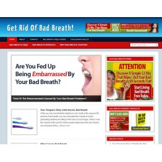 WP Niche Blog: Bad Breath