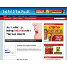 WP Niche Blog: Bad Breath
