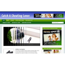 WP Niche Blog: Catch a Cheat Lover