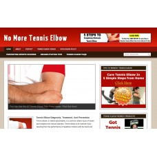 WP Niche Blog: Tennis Elbow