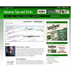 WP Niche Blog: AdSense Tips & Tricks