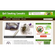 WP Niche Blog: Quit Smoking Cannabis